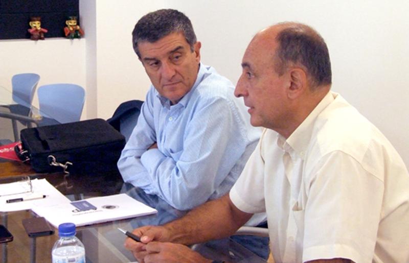 Francisco Prior y Carlos San José de Anaya reflexionan sobre las nuevas oportunidades y retos a que se enfrentan las editoriales.
