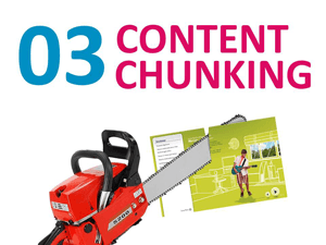 Content Chunking